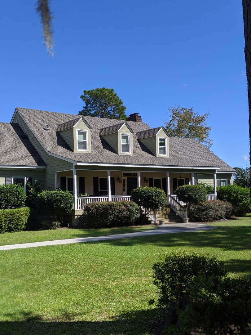 Savannah, GA - Completed another new roof in Dutch Island in Savannah, Ga