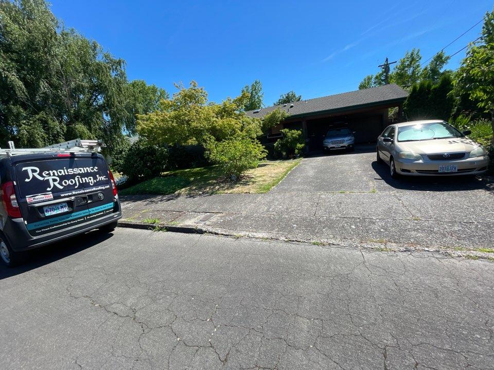 Corvallis, OR -  #reroofbids#gafmasterelite#bestroofers