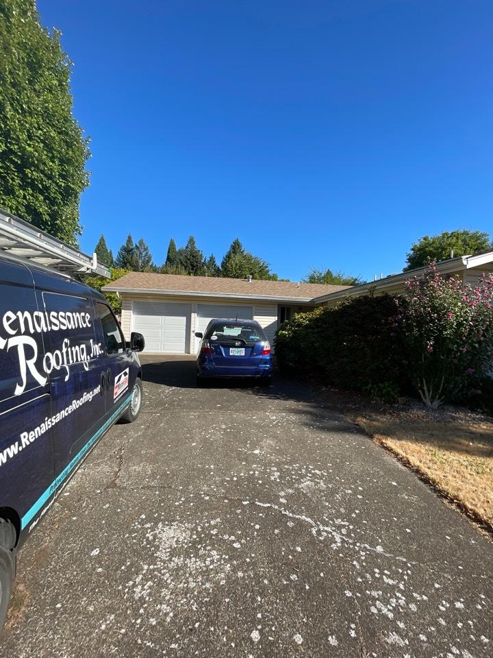 Corvallis, OR -  #maintenance#repairbids #gafmasterelite #bestroofers