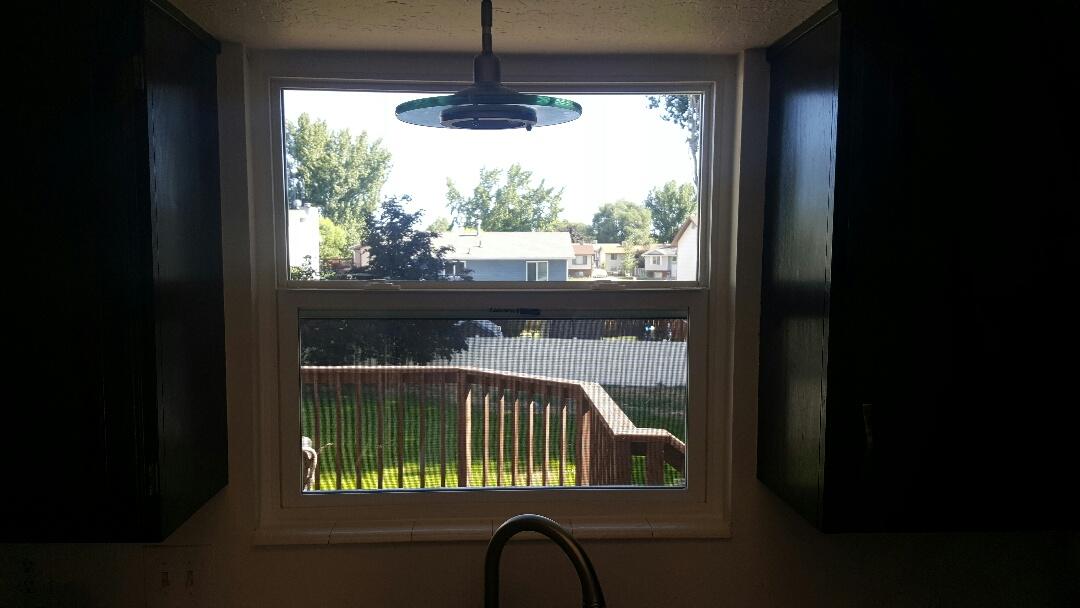 Roy, UT - 1 Window 1 door