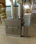 White Lake charter Township, MI - Installed a 96% efficient Bryant furnace