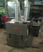 Commerce Charter Township, MI - Installed a 96% efficient Bryant furnace