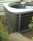 Clarkston, MI - Installed a 5-ton Bryant air conditioner