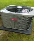 Novi, MI - Installed a 3 and 1/2 ton Bryant air conditioner