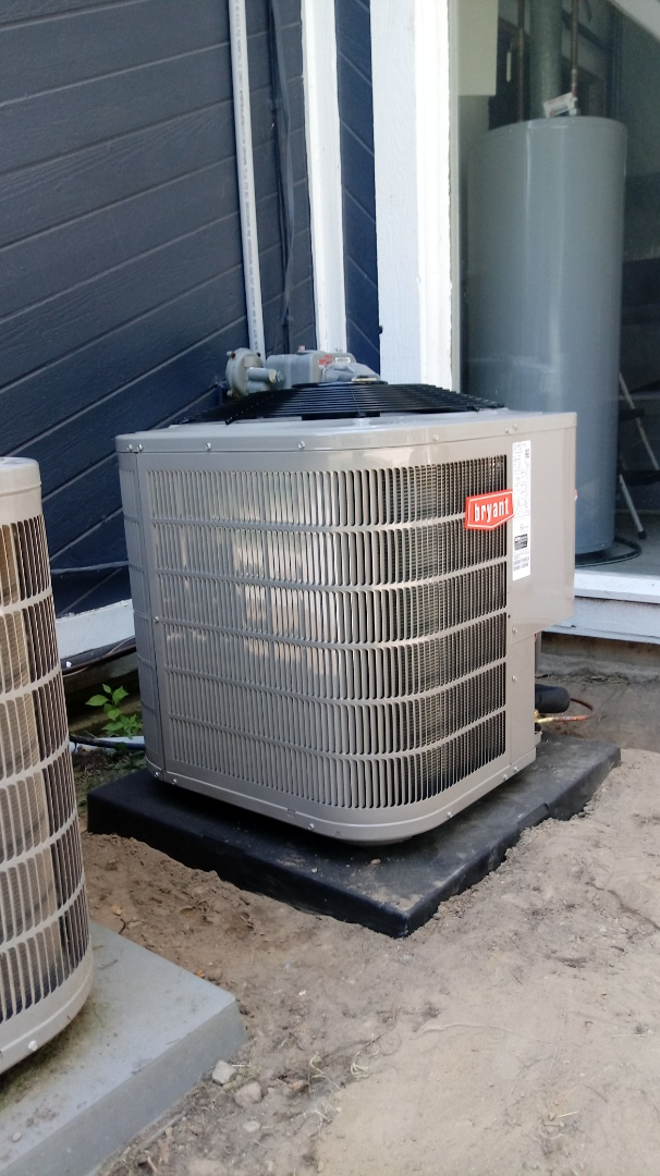 Highland Charter Township, MI - Installed a Bryant air conditioning system