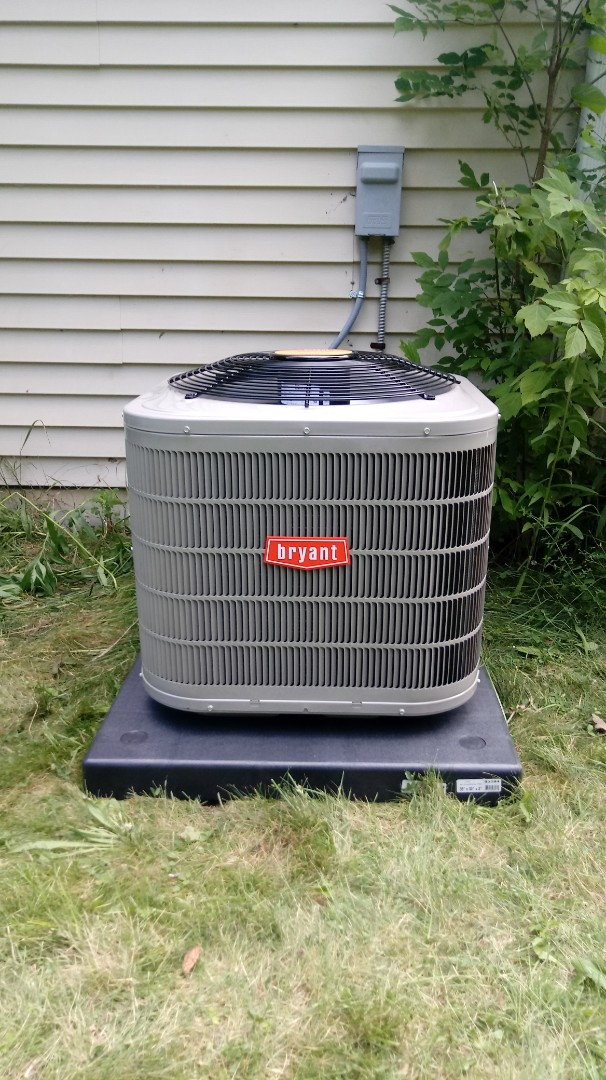 Holly, MI - Install a Bryant air conditioning system