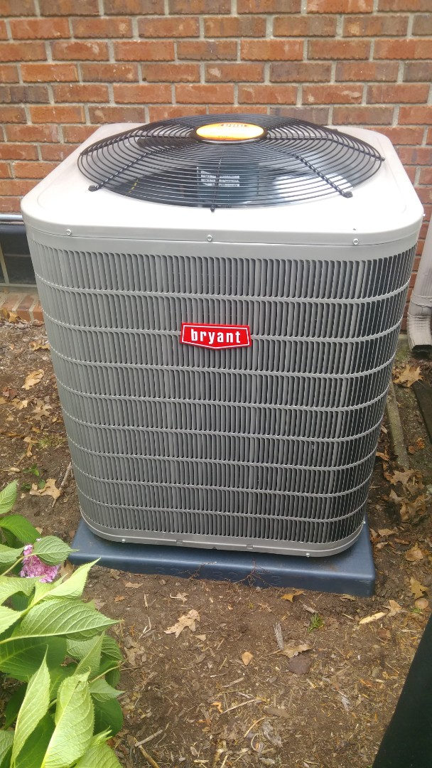 West Bloomfield Township, MI - Installed a 4-ton Bryant air conditioner