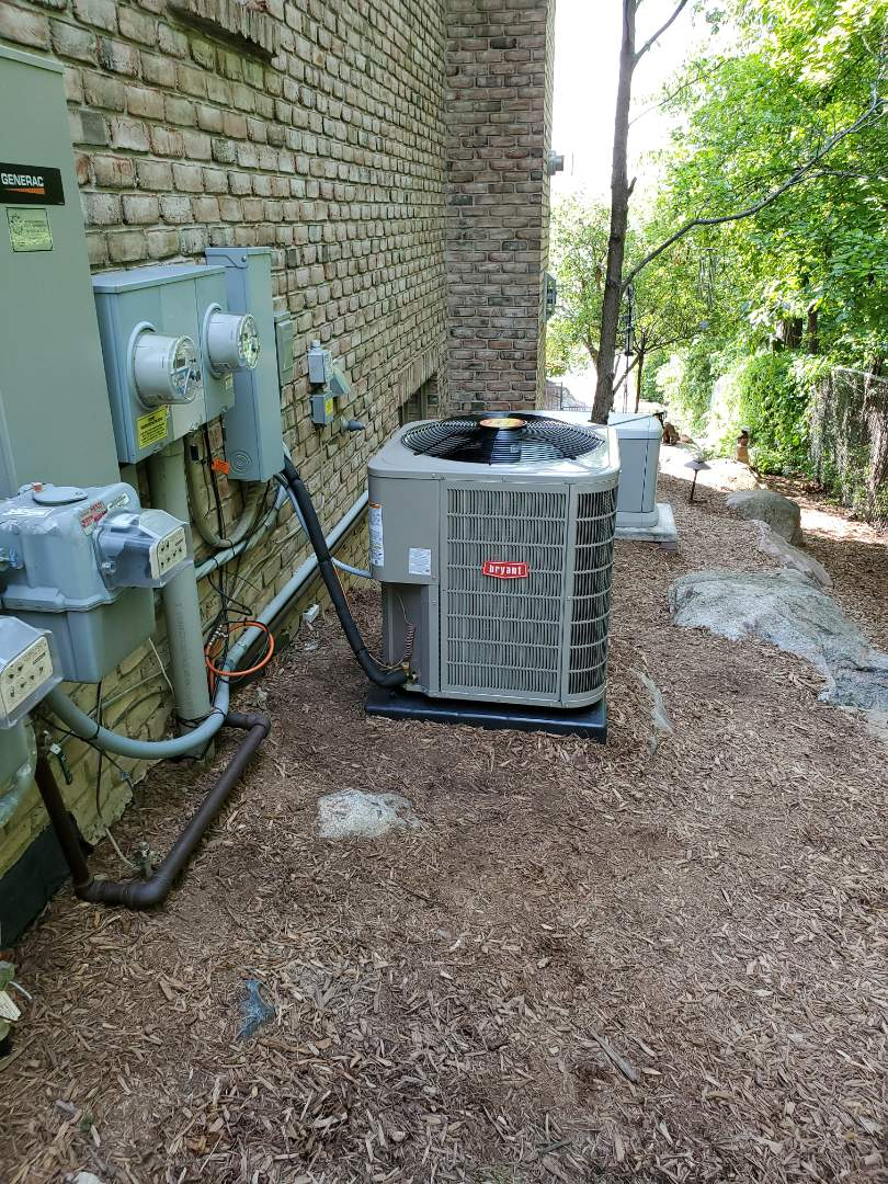 Waterford Township, MI - Installed a 2 bryant air conditioner