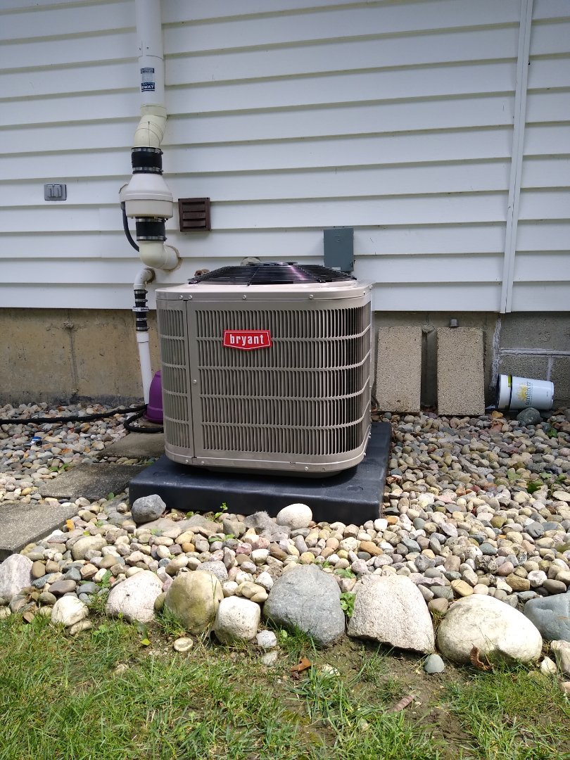 West Bloomfield Township, MI - Installed a Bryant air conditioning system