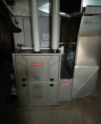 Novi, MI - Installed a 96% efficient Bryant furnace and a 3 ton Bryant AC