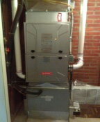 West Bloomfield Township, MI - Installed a 96% Bryant high efficiency furnace