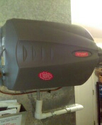 West Bloomfield Township, MI - Installed a Bryant humidifier