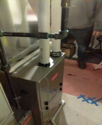 Farmington Hills, MI -  installed a 96% efficient Bryant furnace