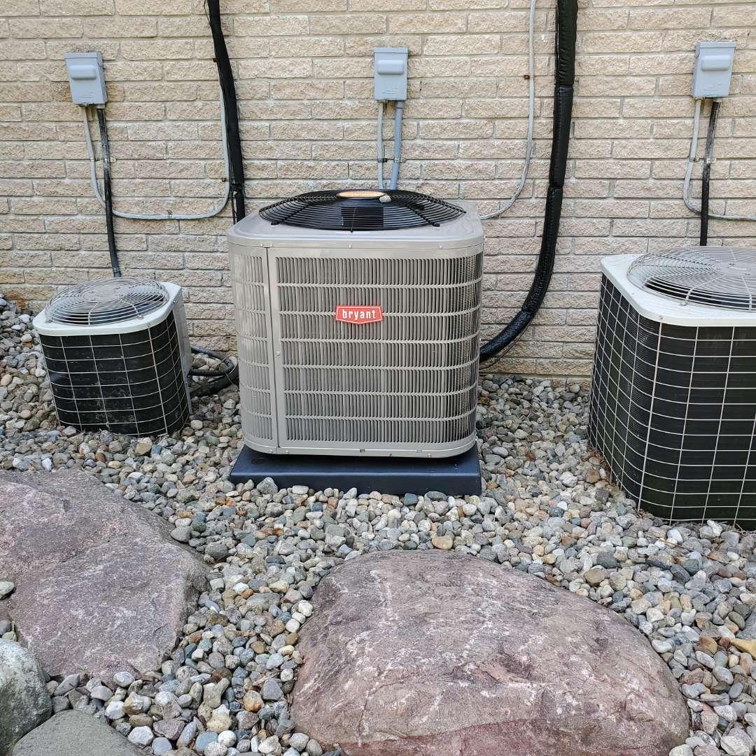 Bloomfield Hills, MI - Installed a Bryant air conditioner