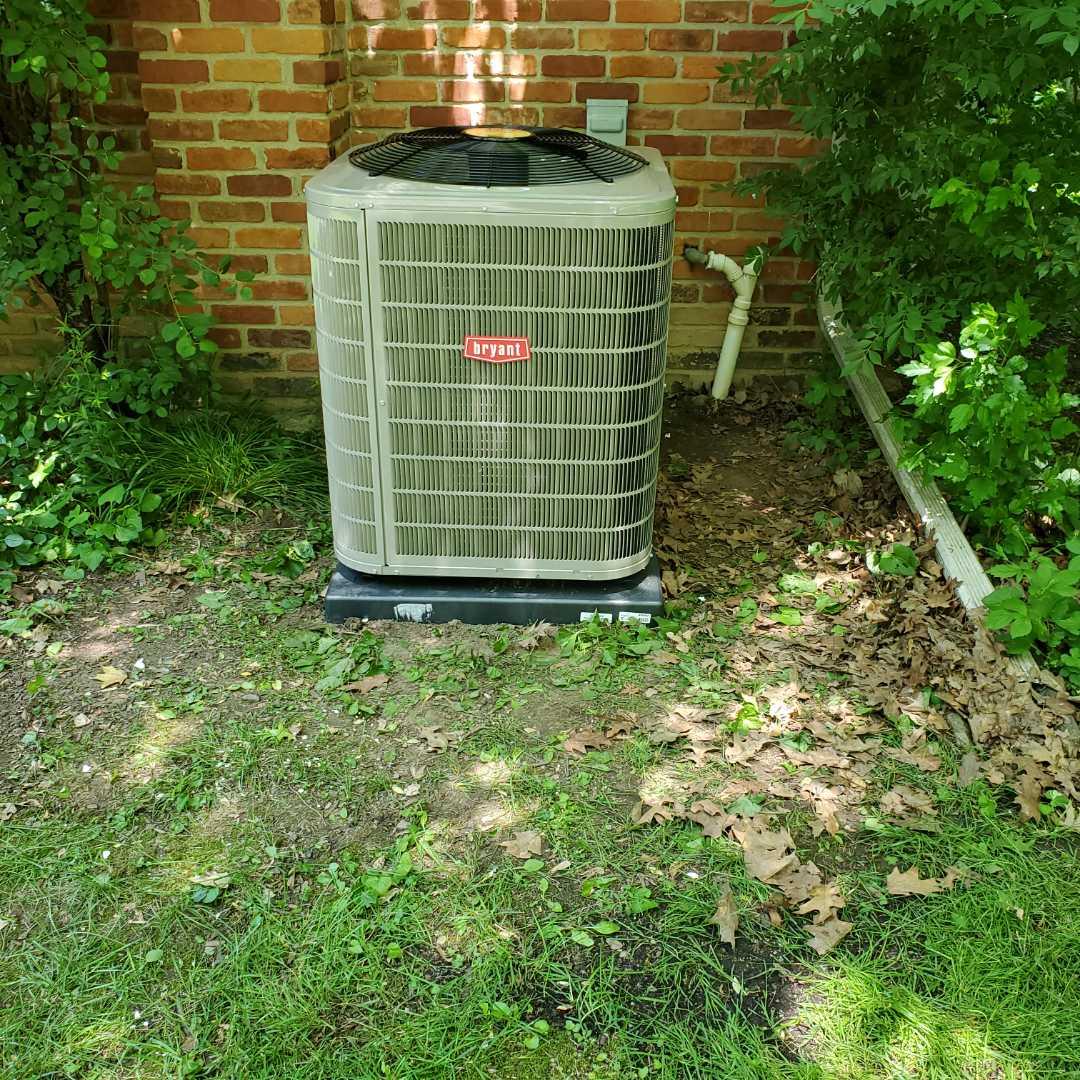 Beverly Hills, MI - Installe a Bryant air conditioner