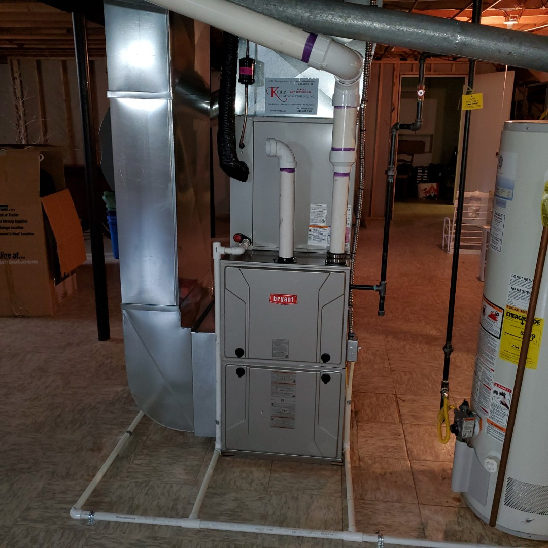 West Bloomfield Township, MI - Installed a Bryant evolution  Furnace