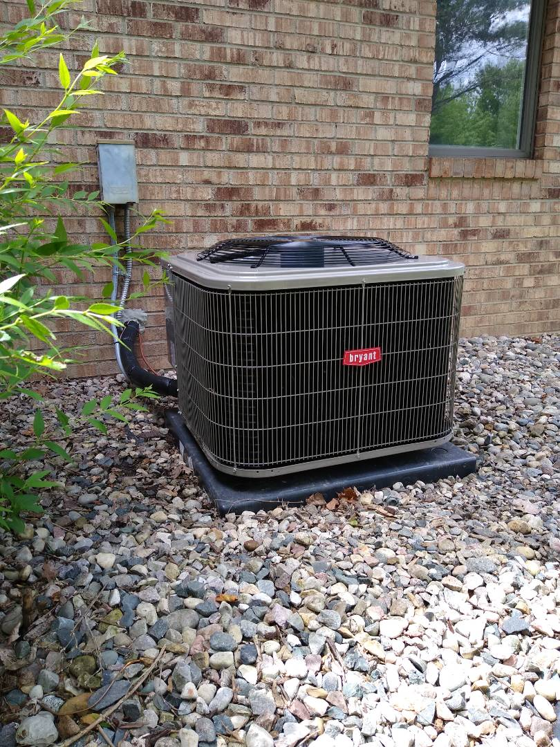 Rochester Hills, MI - Installed a Bryant air conditioning system