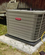 Holly, MI - Installed a 3 and 1/2 ton Bryant air conditioner