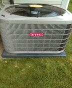 Holly, MI - Installed a 3 ton Bryant air conditioner