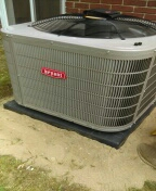 Bloomfield Hills, MI - Installed a 3 ton Bryant air conditioner