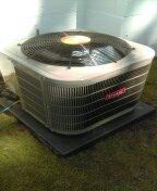 White Lake charter Township, MI - Installed a 2 ton Bryant air conditioner