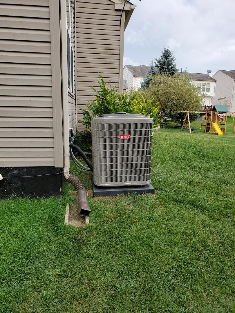 Holly, MI - Install a Bryant evolution air conditioner