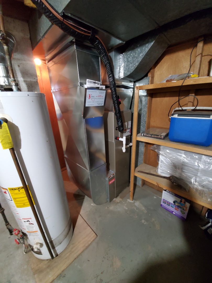 Waterford Township, MI - Install a Bryant 96% efficient furnace