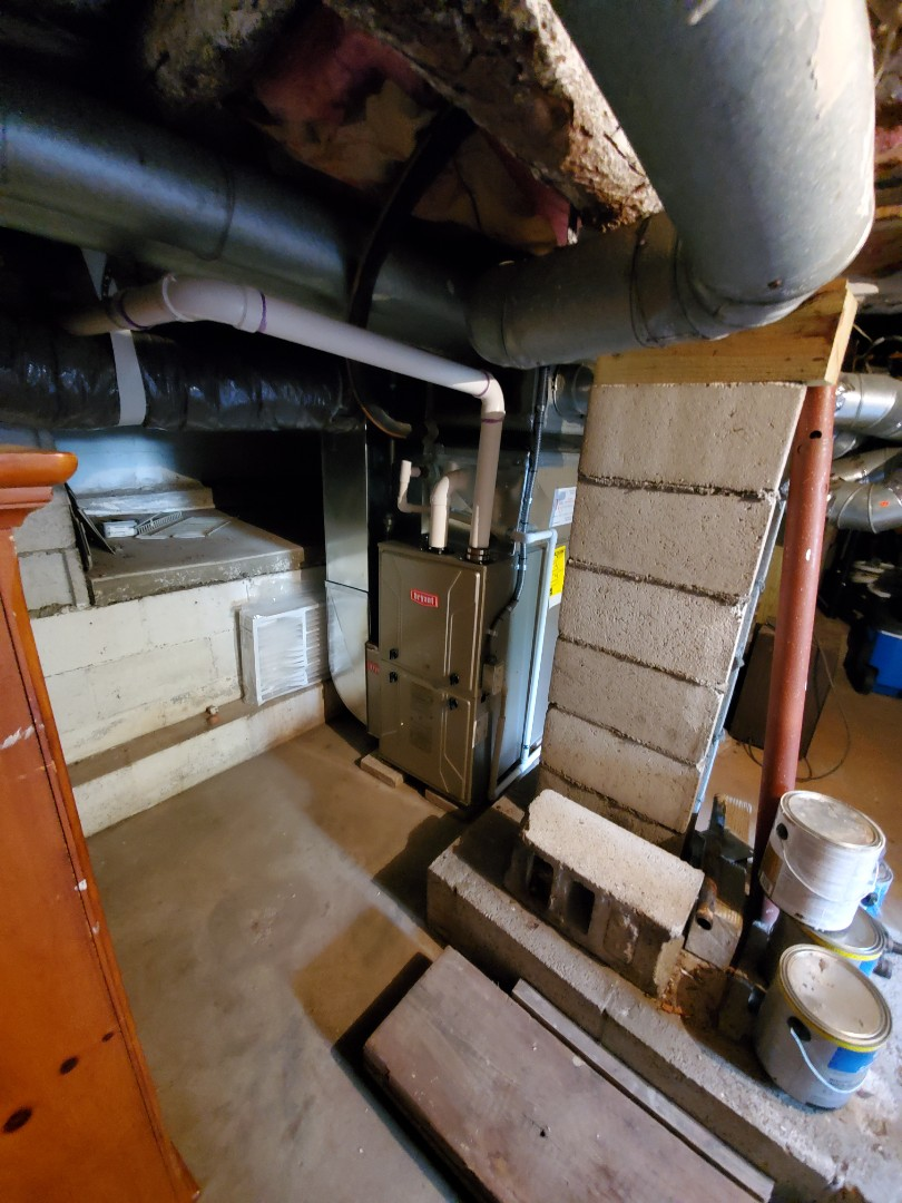 White Lake charter Township, MI - Install a 96% efficient Bryant furnace