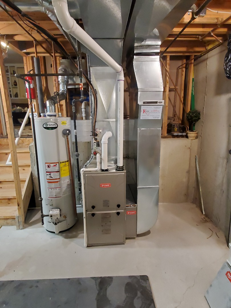 Holly, MI - Install a Bryant 96% efficient furnace