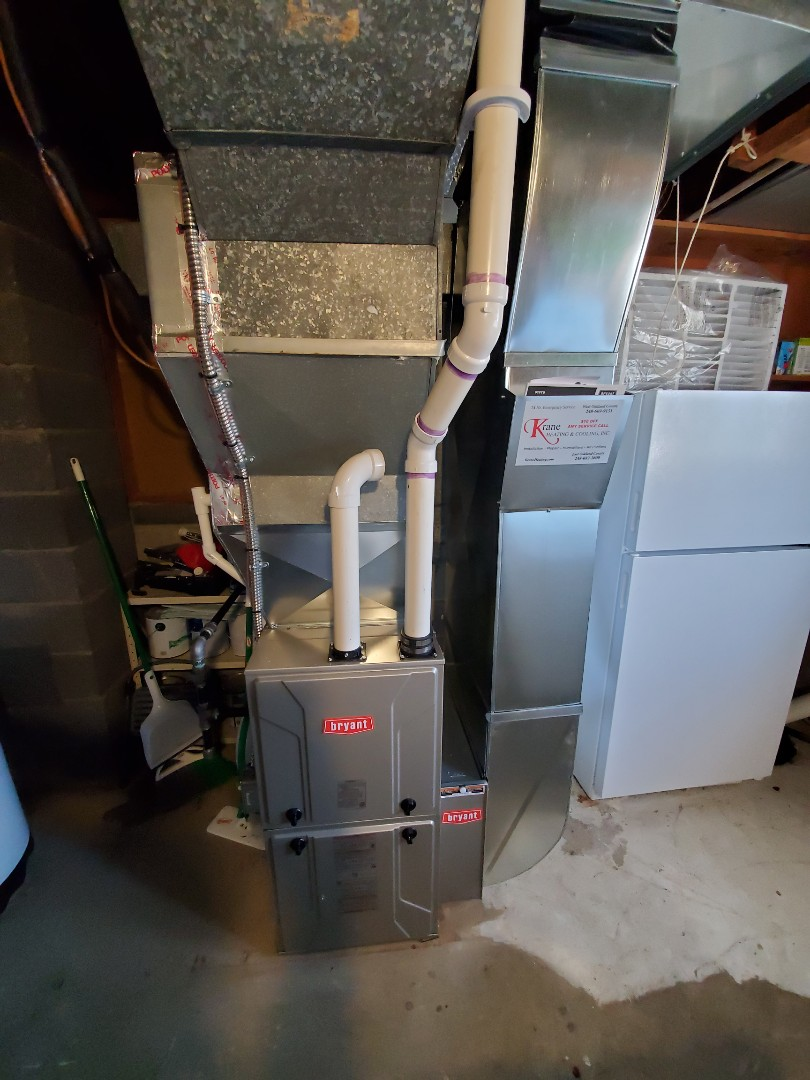 Commerce Charter Township, MI - Install the 96% efficient Bryant Furnace