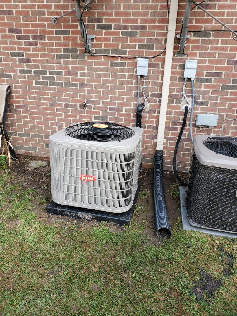 Keego Harbor, MI - Install a Bryant air conditioner