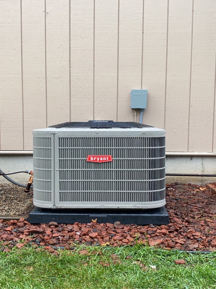 Waterford Township, MI - Installed a Bryant 3 ton Air conditioner