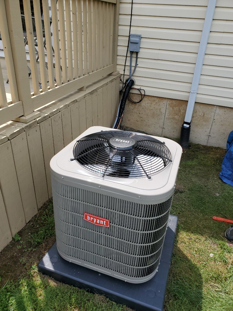 Holly, MI - Install a Bryant air conditioner