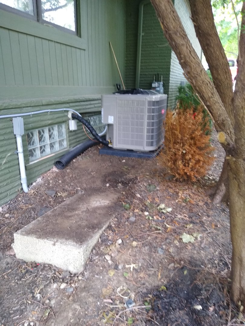 Bloomfield Hills, MI - Installed a Bryant air conditioning system