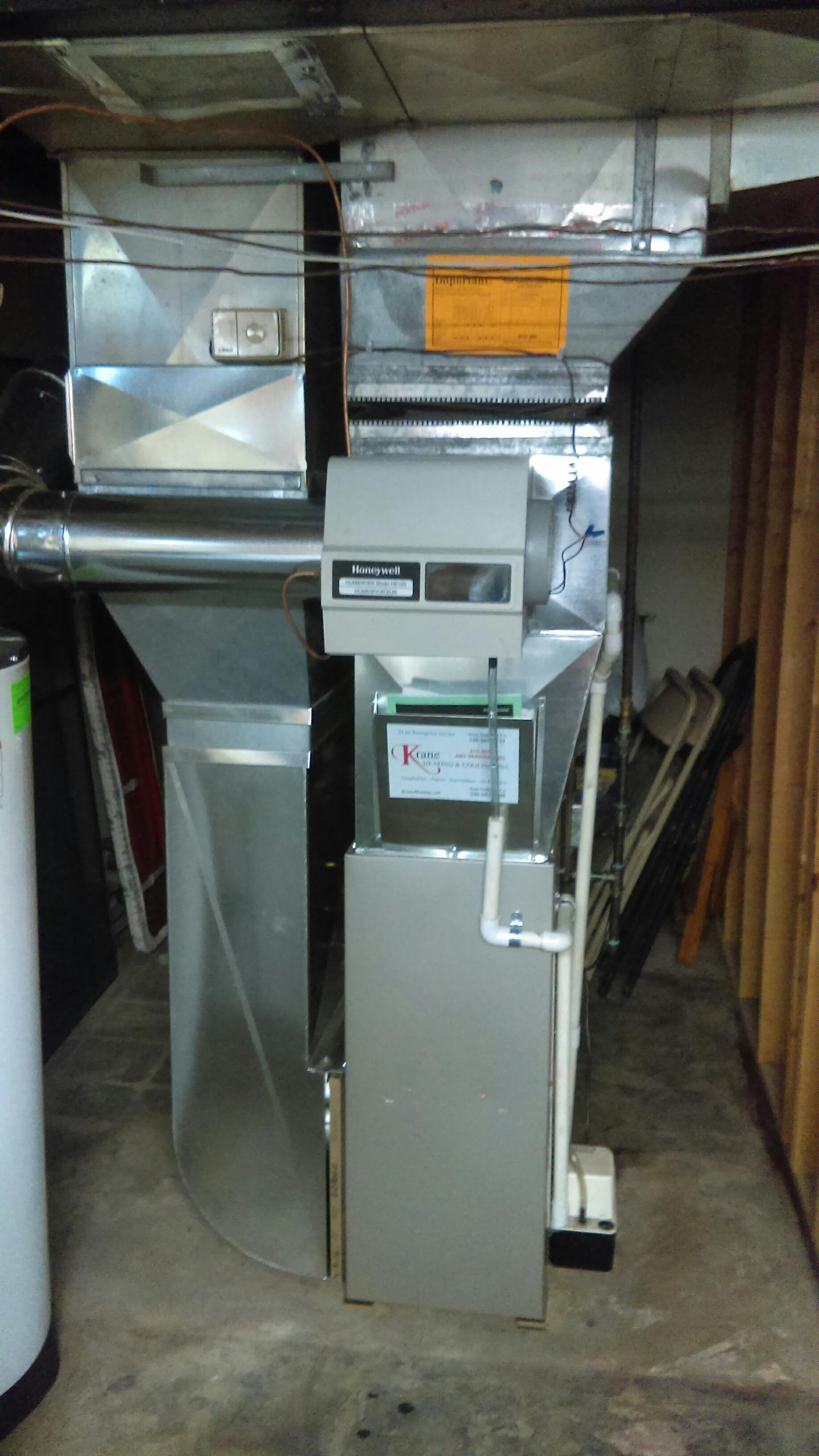 Birmingham, MI - Install the new payne 80% efficient furnace