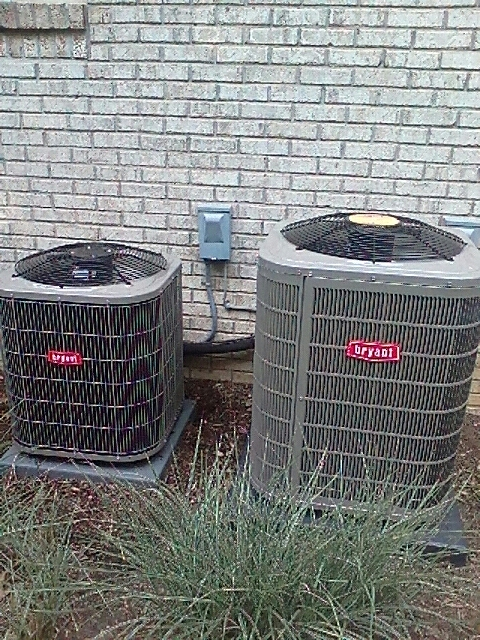 Rochester Hills, MI - A/C start up and preventive maintenance on 2 Bryant air conditioners