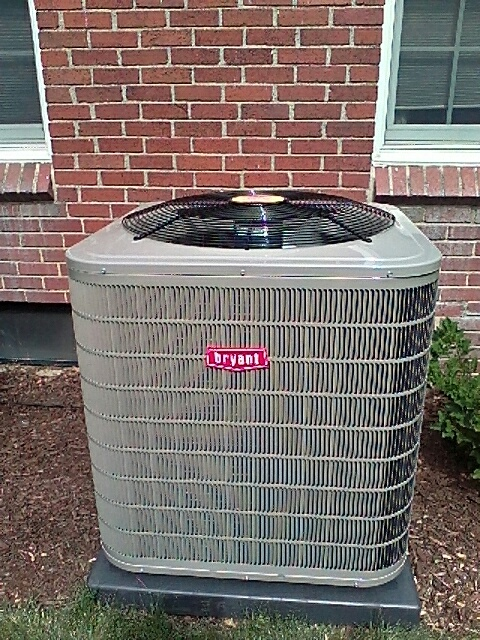 Royal Oak, MI - Installing a new 2-stage Bryant air conditioner