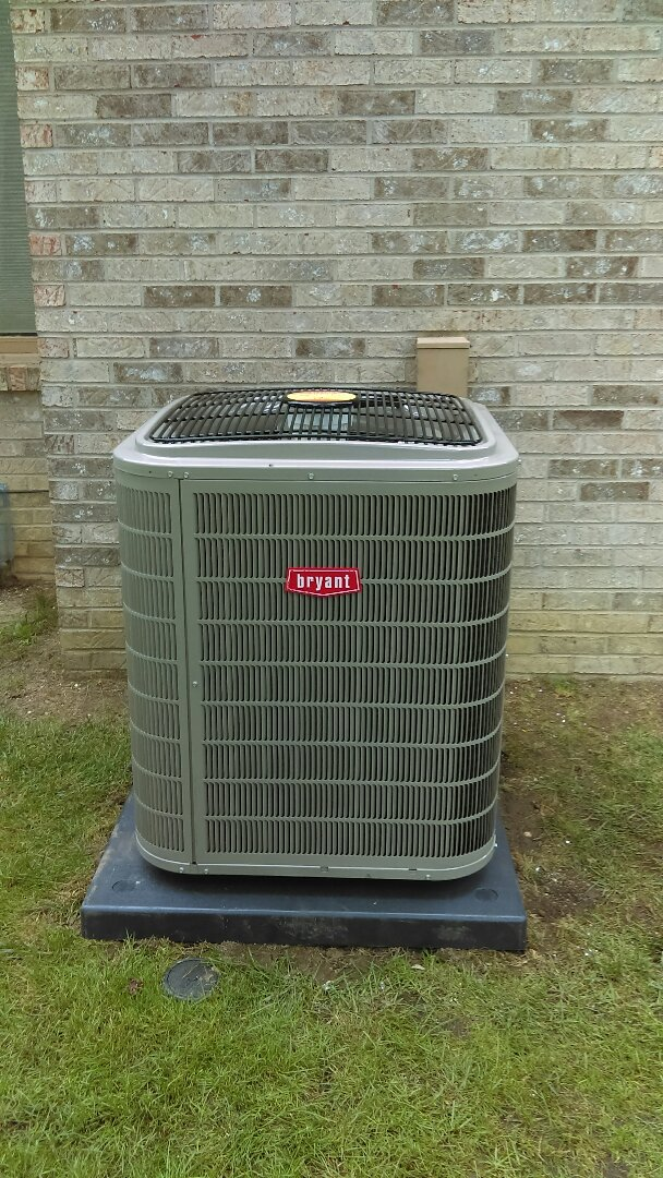 Beverly Hills, MI - Installed a new Bryant Evolution air conditioner