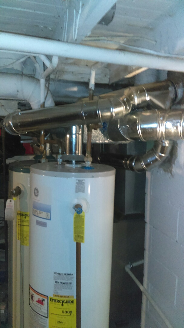 West Bloomfield, MI - Installed a new Bryant 80% efficient furnace