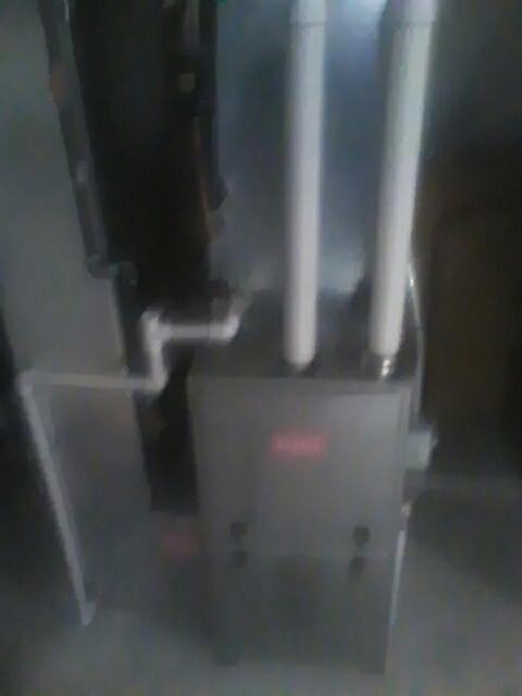 Clarkston, MI - New Bryant 96% efficient furnace