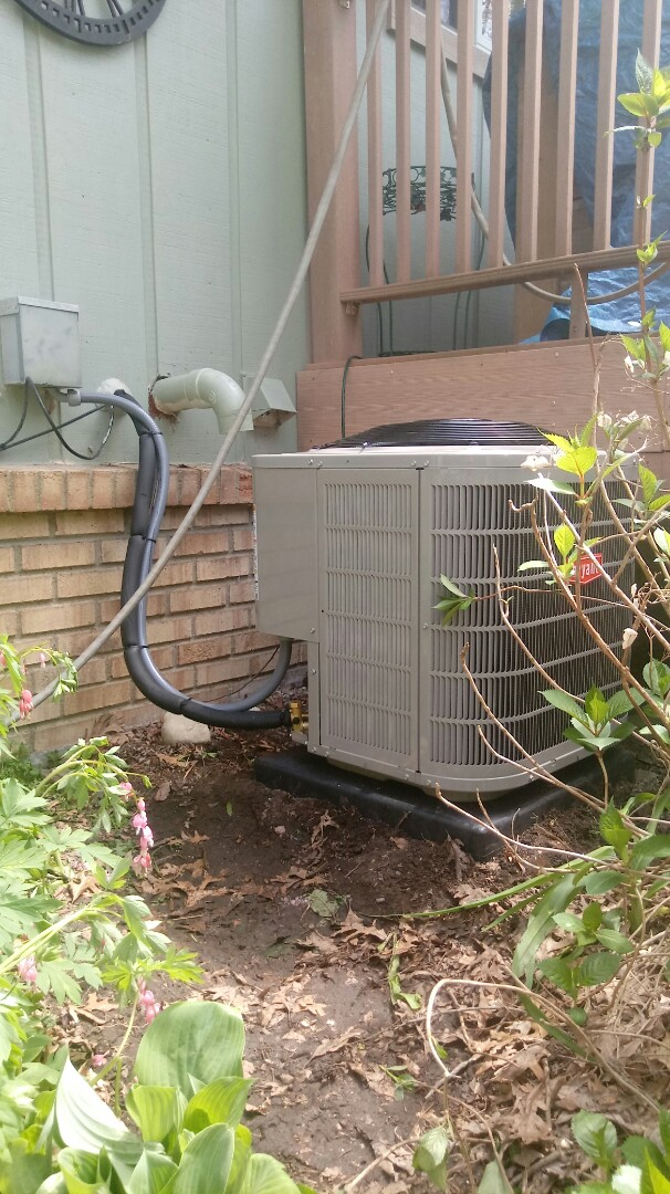 Milford Charter Township, MI - Installed a Bryant air conditioning system