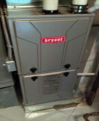 West Bloomfield Township, MI - Installed 2 96% efficient Bryant furnaces