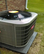 Novi, MI - Installed a 96% efficient Bryant furnace and two and a half ton Bryant air conditioner