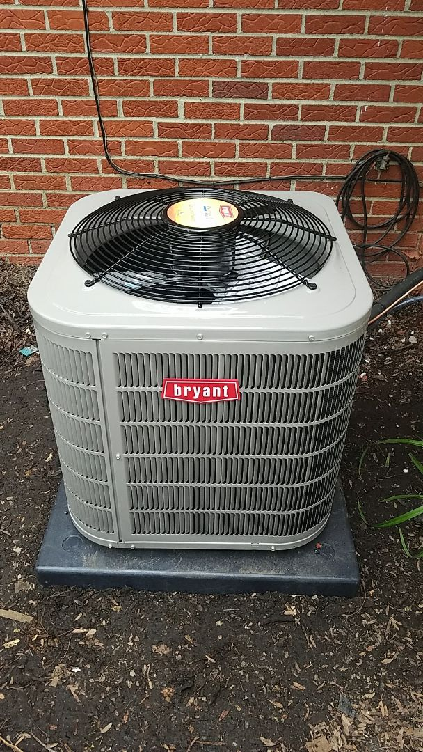 Farmington Hills, MI - A/C replacement