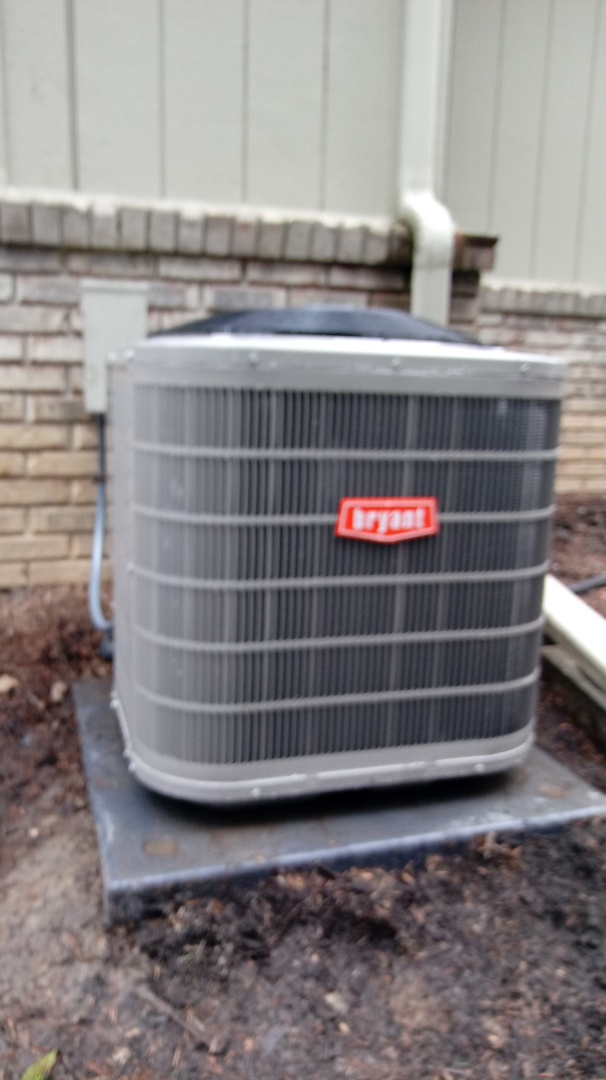 Farmington Hills, MI - Installed a Bryant air conditioning system