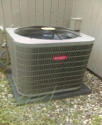 West Bloomfield Township, MI -  installed a 96% efficient Bryant furnace and a 4-ton Bryant air conditioner