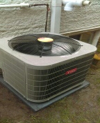 Waterford Township, MI - Installed a 3-ton Bryant air conditioner