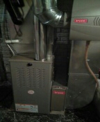 Waterford Township, MI - Installed 80% efficient Payne furnace