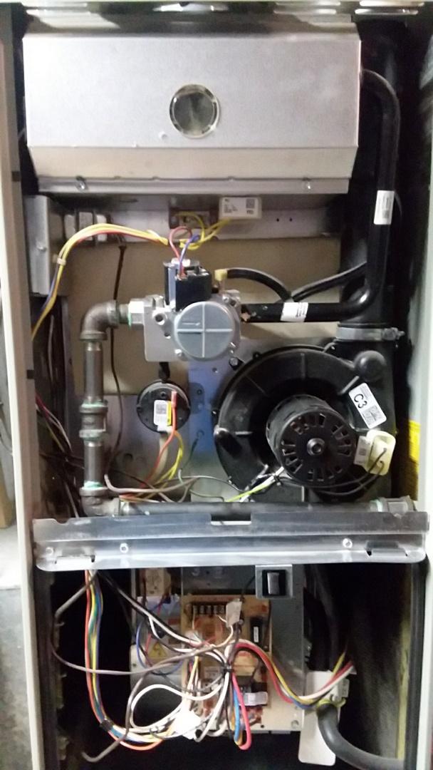 Waterford, MI - Furnace maintenance