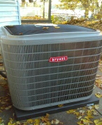 Waterford Township, MI - Installed a 96% efficient Bryant furnace and a 4 ton Bryant air conditioner
